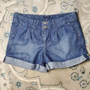 Retro Hilfiger Women's Denim Shorts || 12